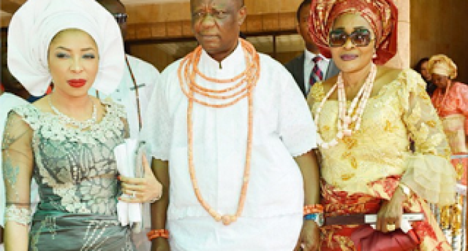 Apple of his eye…On the trail of Captain Hosa Okubor's trophy wife, Nosa