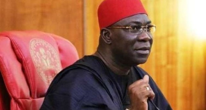 Defect to retain post, Senate APC caucus tells Ekweremadu