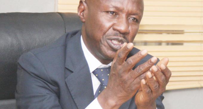 Anti-graft war: Goje, Nyame, Nnamani, Ladoja, Borishade, 38 other high-profile cases held up, says EFCC