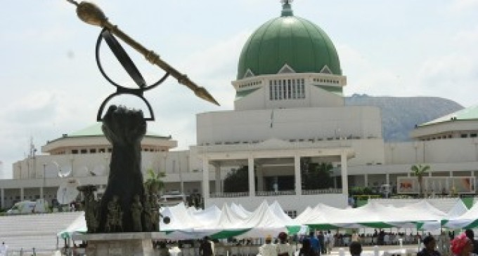 N'Assembly sends budget details to Buhari