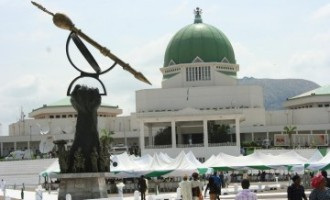 Service Chiefs Arrive National Assembly