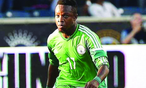 AFCON 2017 FALLOUT: Onazi roots for new Eagles coach