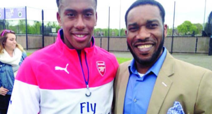 Okocha raps Iwobi on humility