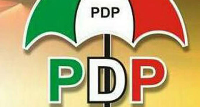 PDP Zones National Chairmanship To North