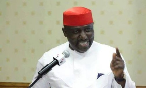 PDP neglected South-East for 16 years, says Okorocha