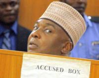 BREAKING: EFCC Arrests Saraki Over Renewed Allegations of Corruption