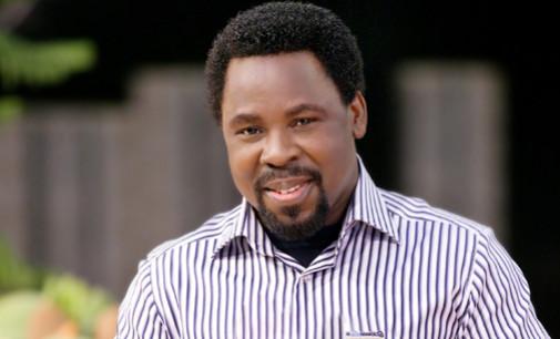 Nigeria'll Not Break Up –  TB Joshua Responds to Cessation Calls