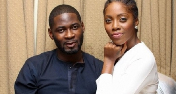 Tiwa Savage and husband, Teebillz in messy social media divorce saga