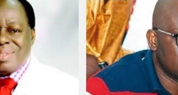 Scared of prosecution! Afe Babalola, Fayose seek injunction