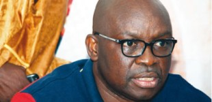 Judge's Absence Stalls Fraud Trial Of Fayose