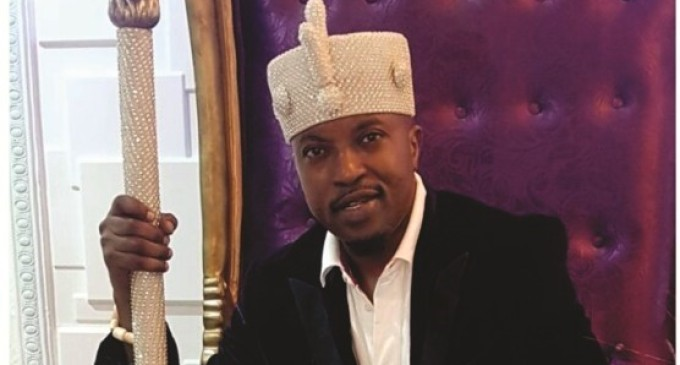 Image result for Oluwo of Iwo, Oba Abdulrasheed Akanbi