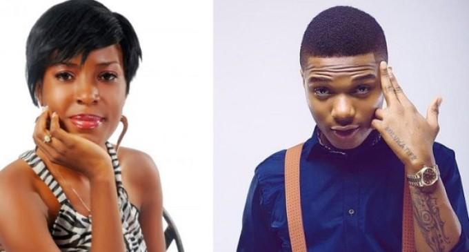 Fans decry Wizkid, Linda Ikeji over altercation