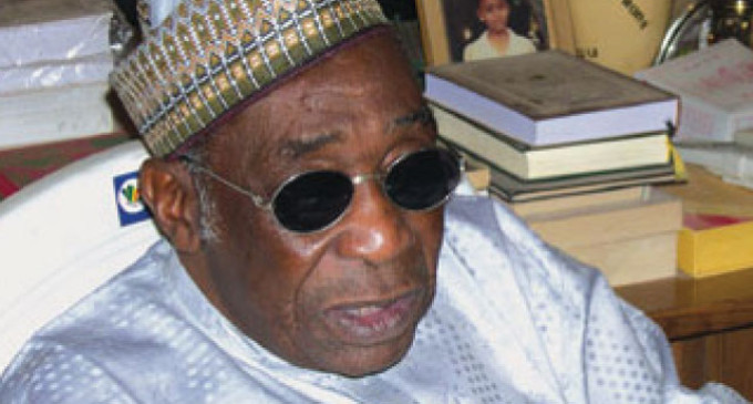 President, governors must quit office before elections – Maitama Sule