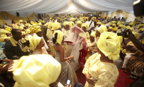 The craze for 'Owambe' parties
