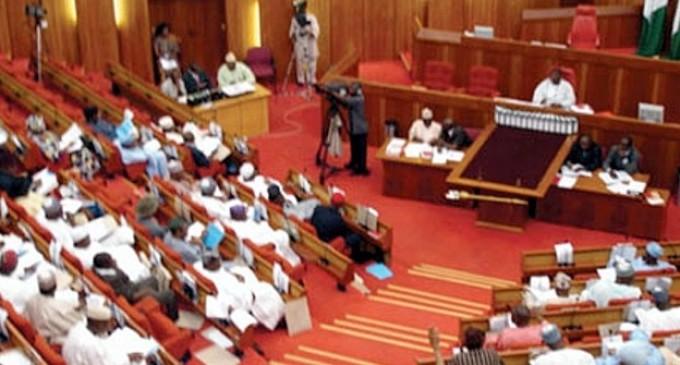 Onnoghen: APC Lawmakers Storm Senate To Stop PDP
