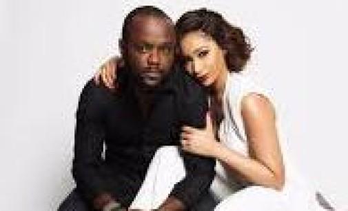 Bola Tinubu's son, Seyi and fiancée shock haters