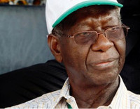 So Sad, Tony Anenih leaves His Very Young Wife In The Lurch