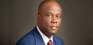 Breaking news! Access Bank MD, Herbert Wigwe, emerges spick and span from intense inquiry