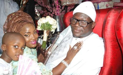 Reuben Abati Marries Wife Omolara For A 2nd Time In Ibadan