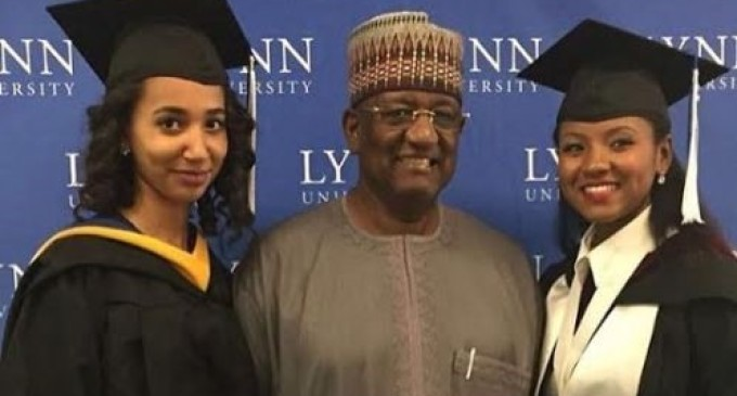 It runs in the family… How Mohammed Indimi becomes in-law to Nigeria's most powerful families