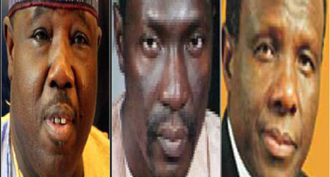 More confusion in PDP as courts stop Makarfi, Sheriff