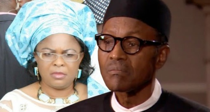 Stop the rumour! Buhari has no plans to arrest Patience Jonathan