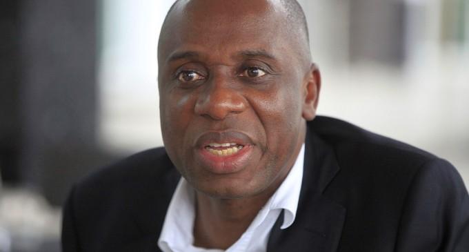 Why I leaked Sanusi's $49bn oil theft letter –Amaechi