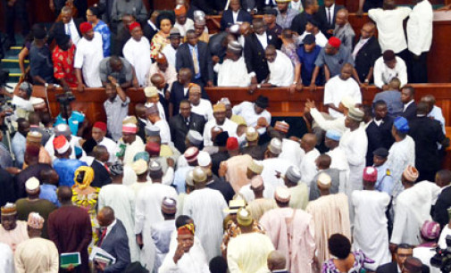 BREAKING: Reps in rowdy session over fuel subsidy