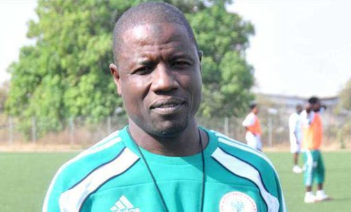 Super Eagles coach Yusuf banned, fined for taking bribe