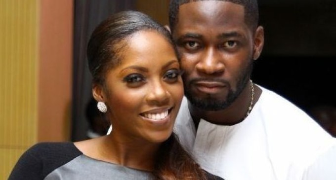 Con artist!! How Tiwa Savage's husband, TeeBillz swindled Halima Babangida's cousin, Hajara Mustapha of N45million