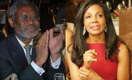Love possibly? Intrigues as estranged lovers, Nike Oshinowo and Dr Tunde Soleye reunite