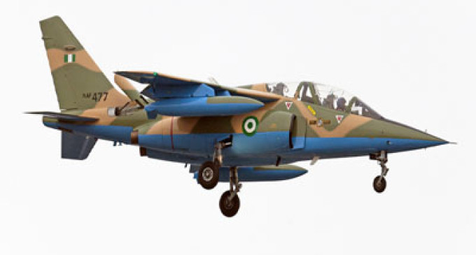 Bandits Shoot Down Nigerian Air Force Fighter Jet