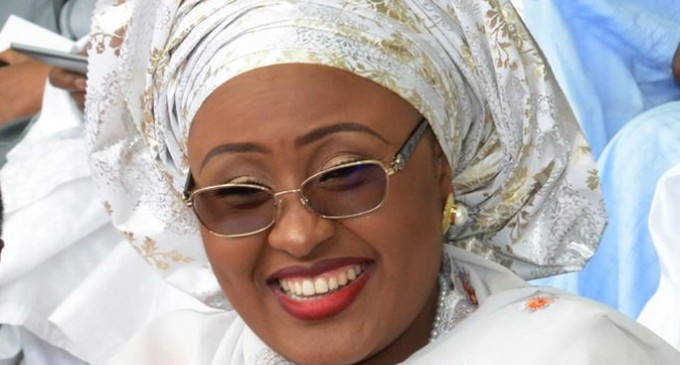Beware Aisha! Before Buhari's wife gets fooled by praise-singers on many projects