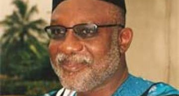 Akeredolus' death scare! How cancer threatened the peace of Ondo governor-elect, Rotimi Akeredolu