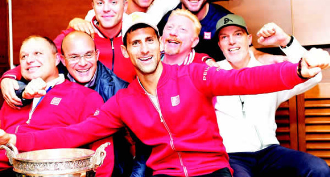 Djokovic wins French Open, completes career Grand Slam
