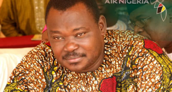Jimoh Ibrahim Loses Mum to Fire Incident