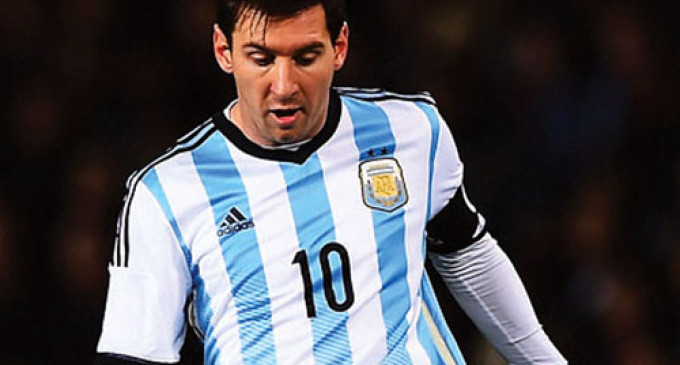 Messi primed to end Argentina drought