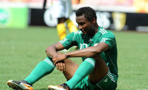 BREAKING: Mikel Obi retires from international football, says, 'I'm out'