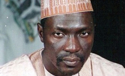 Makarfi declares presidential bid, battles Atiku for PDP ticket