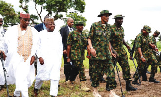 Reps summon Buhari over security situation, pass vote of no confidence on Services Chiefs