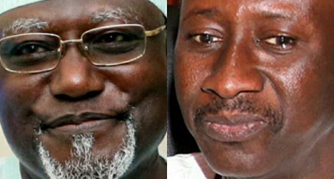 EXCLUSIVE: NSA Babagana Monguno, SSS DG, Lawal Daura, at war