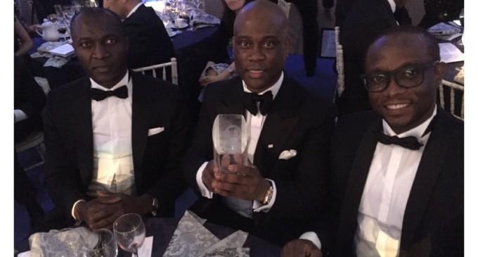 Class act! Access Bank wins Euromoney award in London