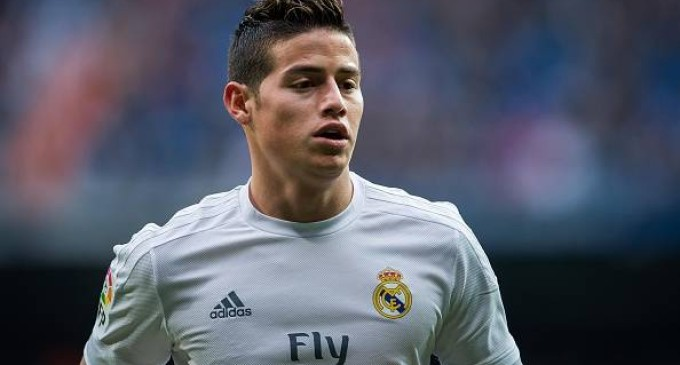 Colombia omits Real Madrid forward, Rodriguez from Olympics squad