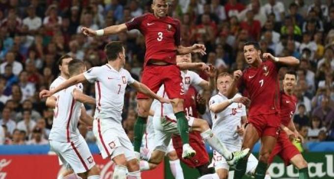 Portugal defeat Poland to reach Euro semi-final