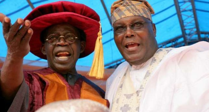 Ultimate showdown! Atiku Abubakar vs Bola Tinubu
