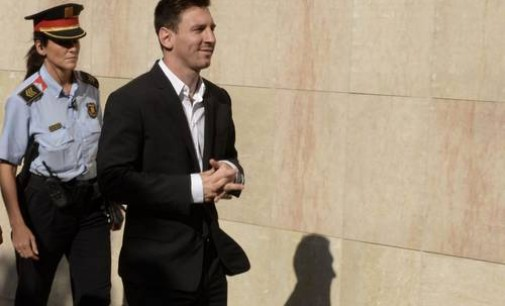 Supreme Court confirms Messi fraud sentence