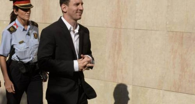 Messi Fined 1.7 Million Euros, Sentenced To 21 Months In Jail For Tax Fraud