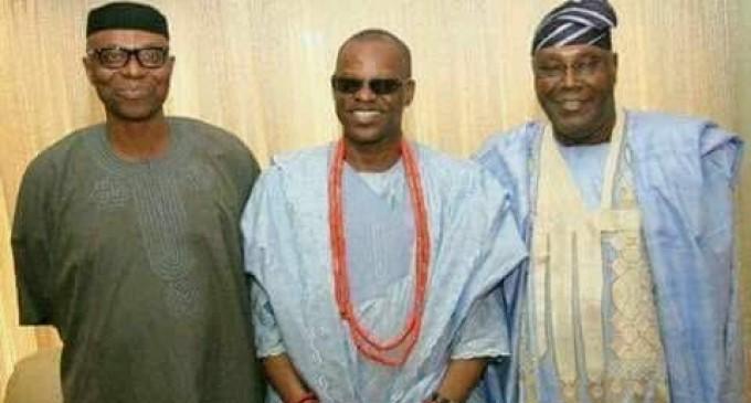 Exclusive! Ondo guber race: Atiku endorses PDP candidate, Jegede