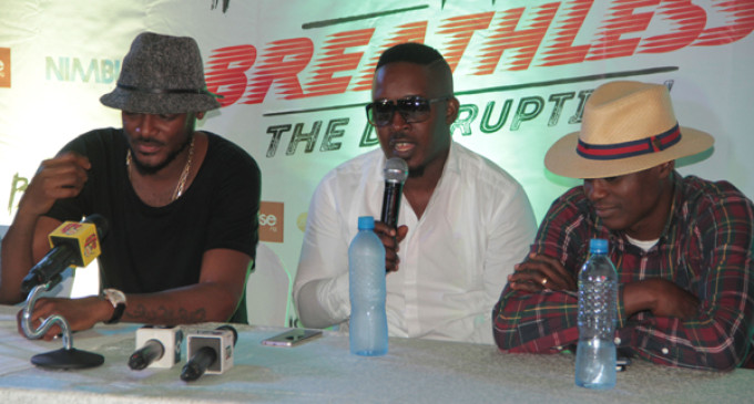 2face, MI, others to headline Buckwyld 'N' Breathless concert
