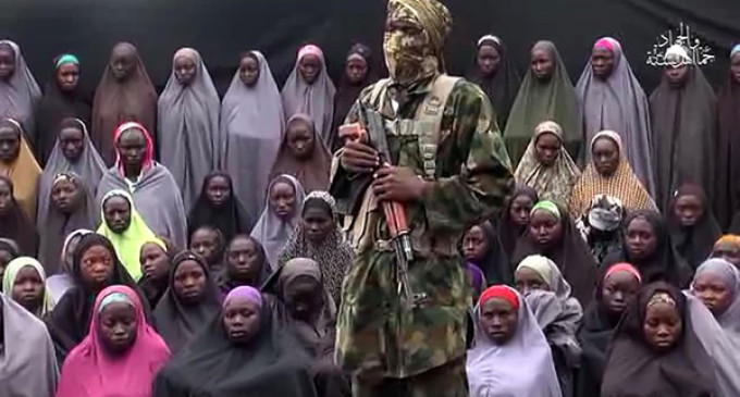 'Only 15 out of 113 Chibok girls still alive'